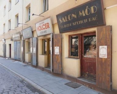 Old Jewish District & Schindler's Factory Photos
