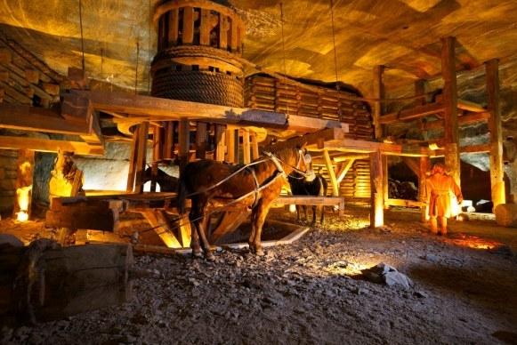 Wieliczka Salt Mine Photos