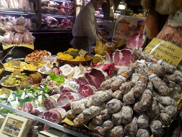 Bologna Food & Wine Walking Tour Photos