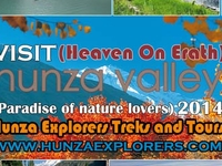 Enjoy The Autumn In Hunza Valley!