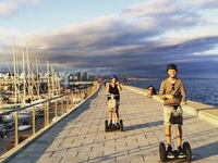 Barcelona Segway Tour By The Beach