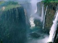 Vic Falls Aerial