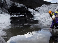 One Of Our Bestselling Tours Is Blue Ice - Glacier Hiking On Sólheimajökull Glacier