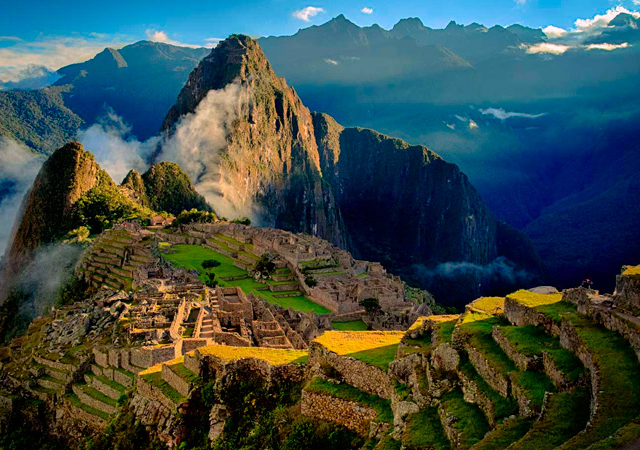 Machu Picchu 4 Days Gateway Photos