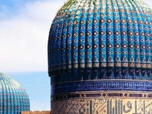 Mysterious Samarkand Photos