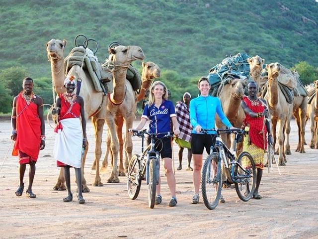 Kenya Walking Safaris Photos