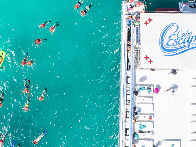 Cabo Escape Breakfast Snorkel Cruise Photos