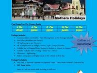 Shimla Fix Departure Mailer