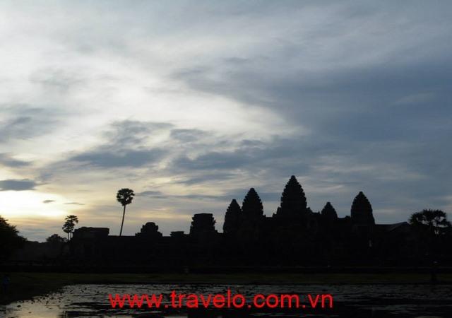 Angkor Cycling and Trekking Tour Photos