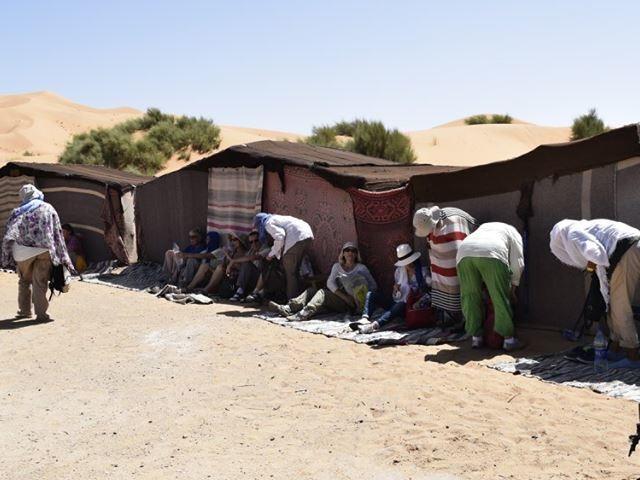 Marrakech Tour to Merzouga Desert Photos