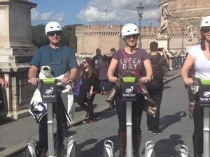 Glory of Rome Segway Tour