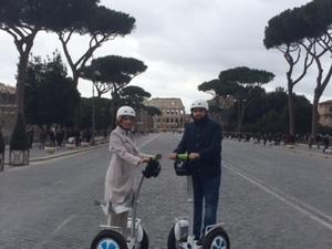 Classic Rome Segway Tour Photos