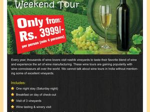 Amazing Nashik Vineyard Weekend Tour Fotos