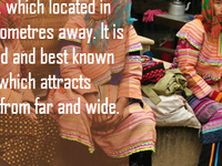 Bac Ha Town Amity Smile Travel