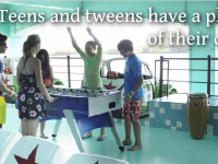 Teens And Tween Have A Place Of Their Own
