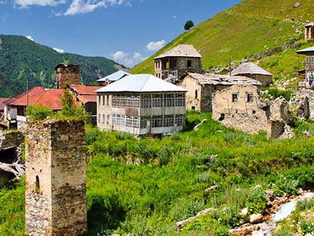 Svaneti Tour Photos