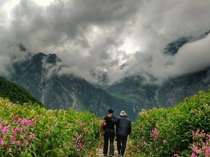 Himalayan Trails - Valley of Flowers Trek Fotos