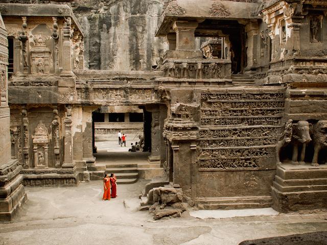 Sun Sand & Cave Temples Photos