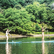 SUP Laguna Apoyo