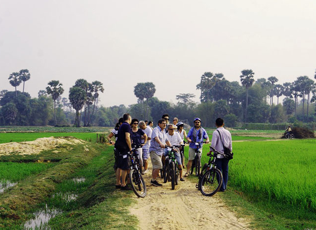 Siem Reap Cycling Adventure Photos