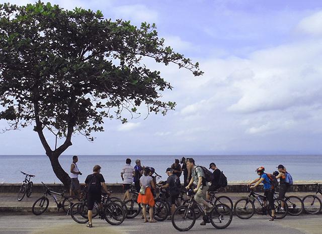 Cambodia Cycling Photos