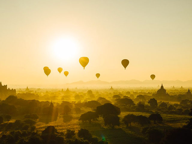 Myanmar & Cambodia Package Tour Photos