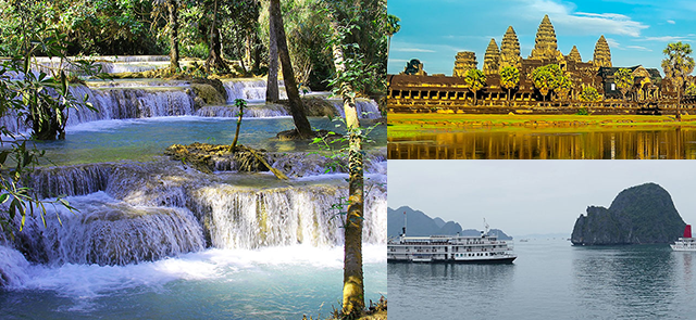 Cambodia, Laos & Vietnam Luxury Package Tour Photos