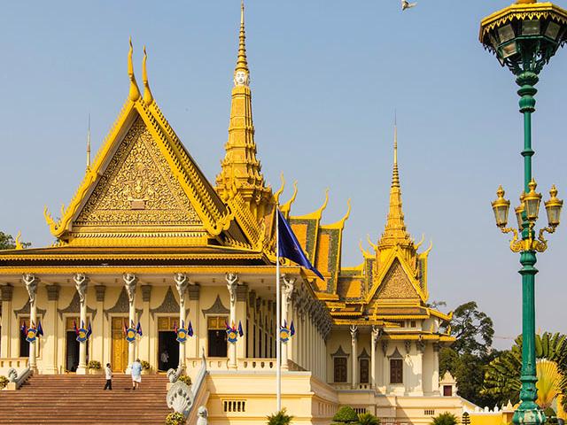 Siem Reap & Phnom Penh Tour Package Photos