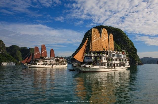 Vietnam Most Special: Hanoi Ancient- Halong Bay Cruises- Phu Quoc Island Photos