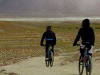Manali Leh Mtb Expedition Off Road Section