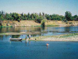 Río San Joaquín