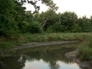 West Okaw Río