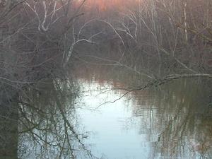 Poco río Scioto