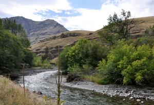 Imnaha Río