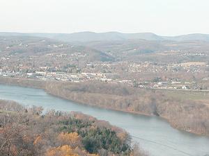 West Branch río Susquehanna