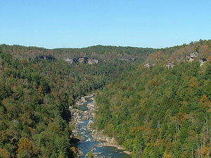 Gran Tenedor sur del río Cumberland