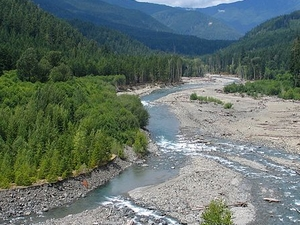 Elwha Río