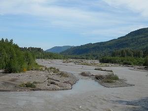 Río Nooksack