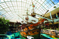 2 Nights at Fantasyland Hotel at West Edmonton Mall with Sea Lion Encounter Photos