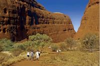 3-Day Alice Springs to Uluru (Ayers Rock) Highlights Tour including Sounds of Silence Dinner Photos