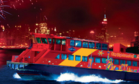 4th of July Fireworks Cruise in New York City  Photos
