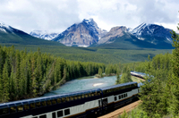 5-Day Rail Tour of the Canadian Rockies: Vancouver to Jasper, Banff, Lake Louise and Kamloops Aboard the 'Rocky Mountaineer' Photos