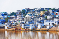 7-Day Private Golden Triangle Tour: Delhi, Agra, Jaipur and Pushkar