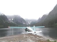 90-Minute Fjords National Monument Seaplane Tour