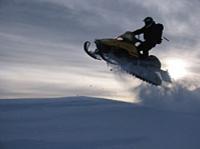 Advanced Backcountry Snowmobile Expedition Photos