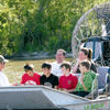 Airboat Ride with Round-Trip Transport from New Orleans
