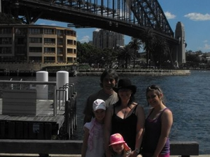Sydney Guided Walking Tour Photos