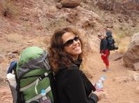 Arizona Day Trip from Las Vegas: Black Canyon Hike and Desert Hot Springs Photos