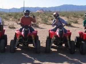 Hidden Valley and Primm ATV Tour Photos