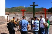Awana Kancha and San Blas Tour from Cusco Photos